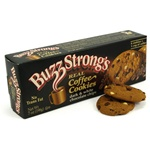 BuzzStrong Real Coffee Cookies