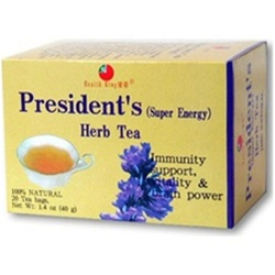 President's Super Energy Herbal Tea