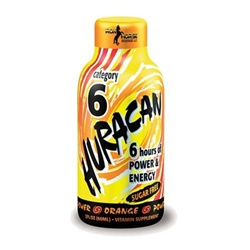 Huracan 6-HOUR! Energy Shot